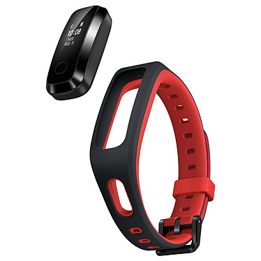 Avis Honor Band 4 Running Rouge