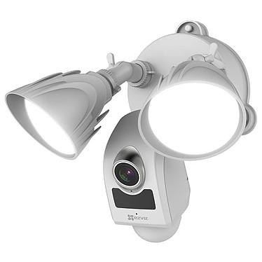 EZVIZ LC1 Caméra Wi-Fi d'extérieur Full HD Jour/Nuit avec éclairage LED et sirène