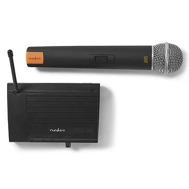 Nedis Kit Microphone Sans Fil