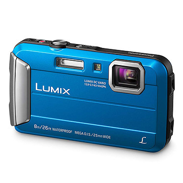 Panasonic DMC-FT30EF Bleu