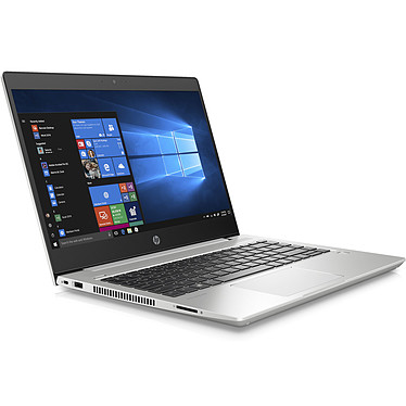 "HP ProBook 450 G6 (6BN46ET) Intel Core i3-8145U 4 Go SSD 128 Go 15.6"" LED HD Wi-Fi AC/Bluetooth Webcam Windows 10 Professionnel 64 bits"