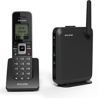 Alcatel Temporis IP2215 Téléphone sans fil VoIP, SIP avec base DECT