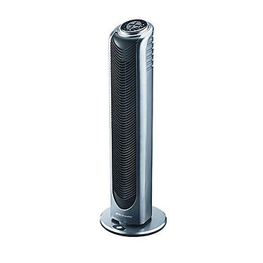 Bionaire Ventilateur BT19-I Ventilateur colonne avec minuterie et télécommande 40 W 74 cm Argent