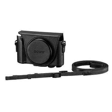 Sony LCJ-HWA Étui en similicuir pour appareil photo Cyber-Shot HX90/HX90V/WX500