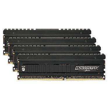 Ballistix Elite 32 Go (4 x 8 Go) DDR4 3600 MHz CL16