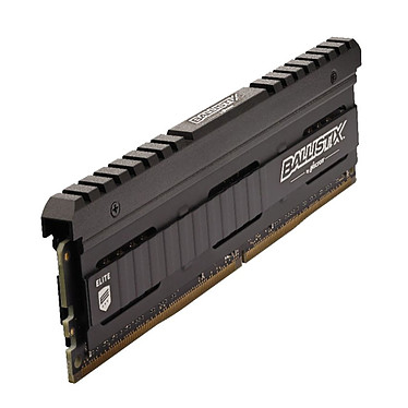 Avis Ballistix Elite 32 Go (4 x 8 Go) DDR4 4000 MHz CL18