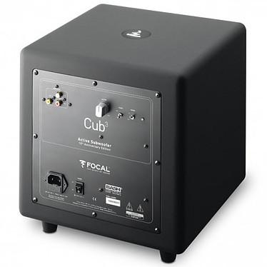 Yamaha MusicCast BAR 40 + Focal Cub 3 Jet Black pas cher