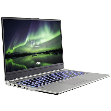 "LDLC Aurore NI5S-16-S5 Intel Core i5-8265U 16 Go SSD 480 Go 15.6"" LED Full HD Wi-Fi AC/Bluetooth Webcam (sans OS)"