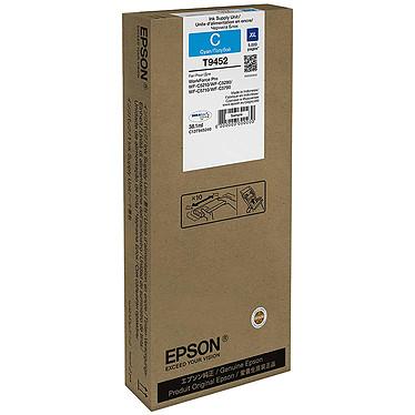 Epson T9452 Cartouche d'encre XL Cyan (5 000 pages à 5%)
