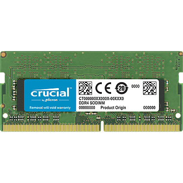 Crucial SO-DIMM DDR4 4 Go 3200 MHz CL22 SR X16
