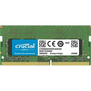 Crucial SO-DIMM DDR4 32 GB 2666 MHz CL19 DR X8 RAM DDR4 PC4-21300 - CT32G4SFD8266