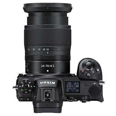 Avis Nikon Z 6 + 24-70mm f/4 S + Adaptateur FTZ