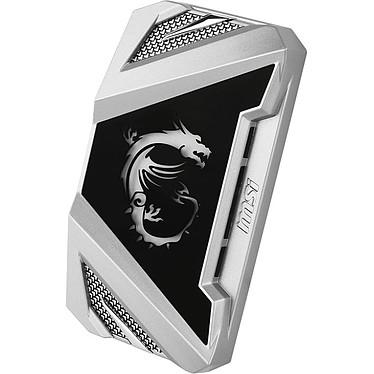 MSI 2WAY SLI HB BRIDGE M SILVER Pont SLI (60 mm) pour MSI GeForce GTX série 10 et MSI Geforce GTX série 900