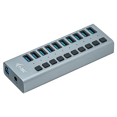 i-tec USB 3.0 Charging Hub 10 Port + Power Adapter 48W Hub de carga hub 10 puertos USB 3.0 hub