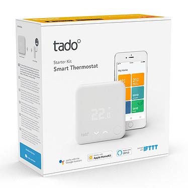 Tado Thermostat Intelligent Kit de démarrage v3+ pas cher