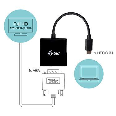 Opiniones sobre i-tec Adaptador USB-C a VGA