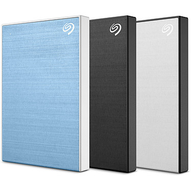 Seagate Backup Plus Portable 4 To Bleu (USB 3.0) pas cher