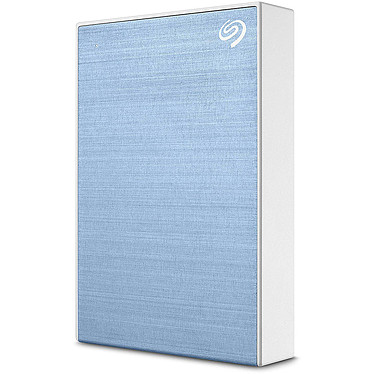 Avis Seagate Backup Plus Portable 4 To Bleu (USB 3.0)