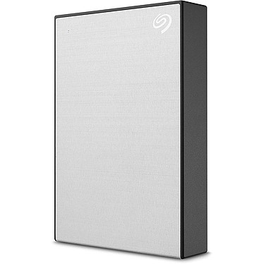 Avis Seagate Backup Plus Portable 4 To Argent (USB 3.0)