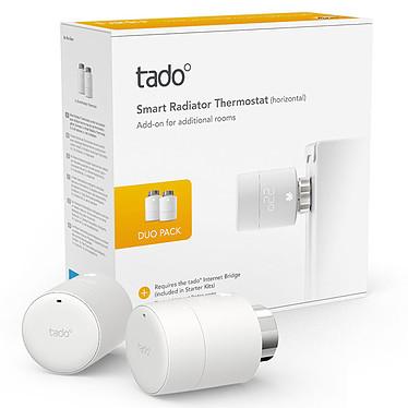 Tado Cabezales termostáticos inteligentes - Duo Pack a bajo precio