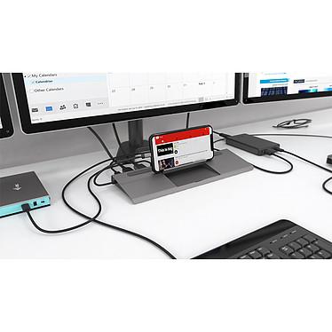 Avis i-tec USB-C Metal Low Profile 4K Triple Display Docking Station + Power Delivery 85 W