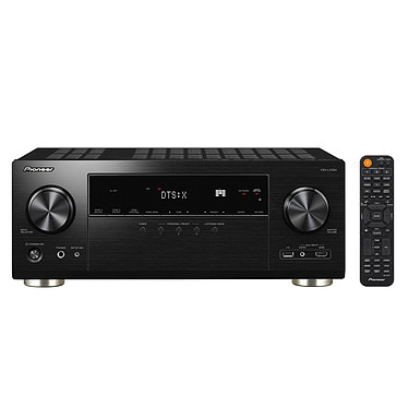 Pioneer VSX-LX304 Noir Ampli-tuner Home Cinéma 9.2 - 170 Watts - IMAX Enhanced - Dolby Atmos/DTS:X - Virtualisation Surround - HDMI 4K/60p HDCP 2.2 - HDR - Hi-Res Audio - Multiroom - Wi-Fi/Bluetooth - Chromecast - AirPlay 2