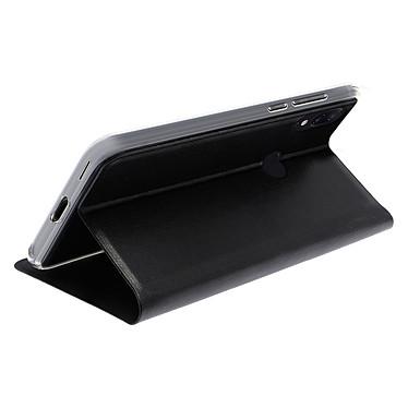 Acheter Akashi Etui Folio Porte Carte Noir Xiaomi Redmi 7