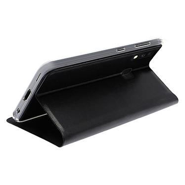 Acheter Akashi Etui Folio Porte Carte Noir Galaxy A40