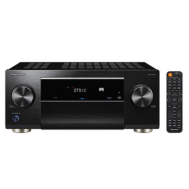 Pioneer VSX-LX504 Noir Ampli-tuner Home Cinéma 9.2 - 180 Watts - IMAX Enhanced - Dolby Atmos/DTS:X - Virtualisation Surround - HDMI 4K/60p HDCP 2.2 - HDR - Hi-Res Audio - Multiroom - Wi-Fi/Bluetooth - Chromecast - AirPlay 2