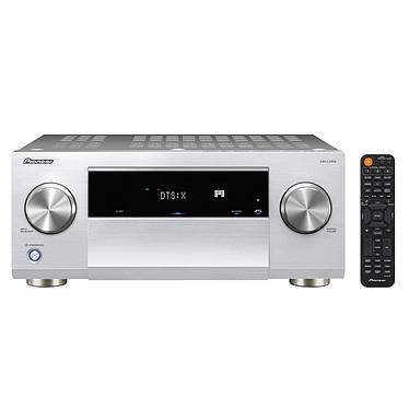 Pioneer VSX-LX504 Argent Ampli-tuner Home Cinéma 9.2 - 180 Watts - IMAX Enhanced - Dolby Atmos/DTS:X - Virtualisation Surround - HDMI 4K/60p HDCP 2.2 - HDR - Hi-Res Audio - Multiroom - Wi-Fi/Bluetooth - Chromecast - AirPlay 2