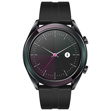 """Huawei Watch GT Elegant Noir Montre connectée résistante à l'eau - Bluetooth 4.2 - Ecran tactile AMOLED 1.2"""" - 178 mAh - iOS/Android"""
