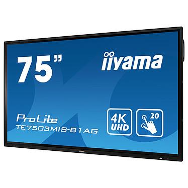 """Avis iiyama 75"""" LED - ProLite TE7503MIS-B1AG"""