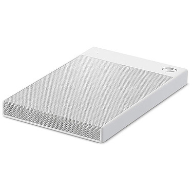 "Seagate Backup Plus Ultra Touch 2 To Blanc (USB 3.0) Disque dur externe 2.5"" USB 3.0 2 To"