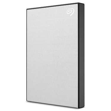 "Seagate Backup Plus Slim 1 To Argent (USB 3.0) Disque dur portable 2.5"" USB 3.0 pour Windows et Mac"