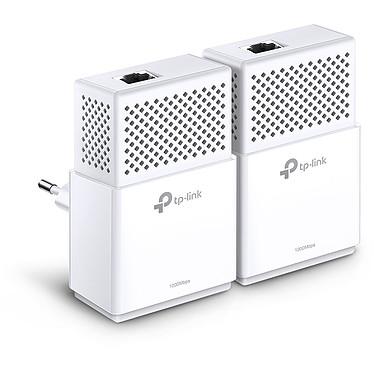 TP-LINK TL-PA7010 Kit Pack de 2 adaptateurs CPL 1000 Mbps avec 1 port Gigabit Ethernet