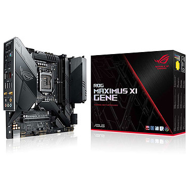 ASUS ROG MAXIMUS XI GEN Placa Base Micro ATX Socket 1151 Intel Z390 Express - 2x DDR4 - SATA 6Gb/s M.2 - USB 3.1 - Wi-Fi AC/Bluetooth 5.0 - 1x PCI-Express 3.0 16x