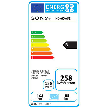 Sony KD-65AF8 pas cher