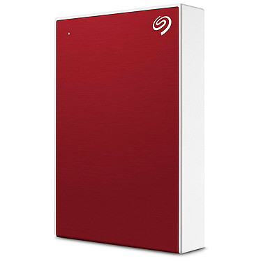 Avis Seagate Backup Plus Portable 5 To Rouge (USB 3.0)