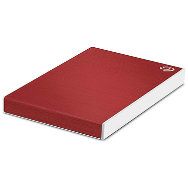 Avis Seagate Backup Plus Slim 1 To Rouge (USB 3.0)