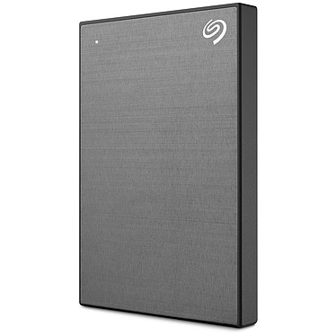 Seagate Backup Plus Slim 2 To Gris (USB 3.0)