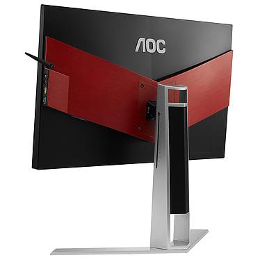 """Acheter AOC 23.8"""" LED - AGON AG241QG G-SYNC + EVGA GeForce RTX 2060 XC GAMING"""