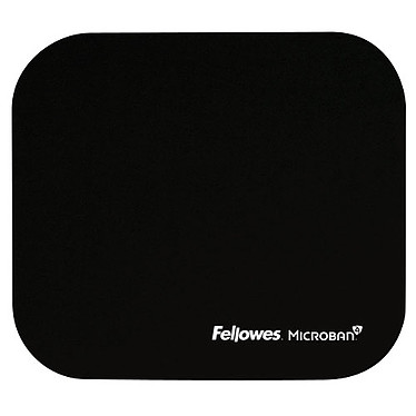 Fellowes Tapis Microban Antibactérien (Noir)