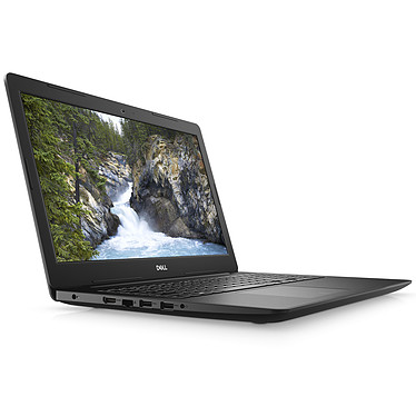 "Dell Vostro 3580 (KM15M) Intel Core i3-8145U 4 Go SSD 128 Go 15.6"" LED HD Wi-Fi AC/Bluetooth Graveur DVD Webcam Windows 10 Professionnel 64 bits"