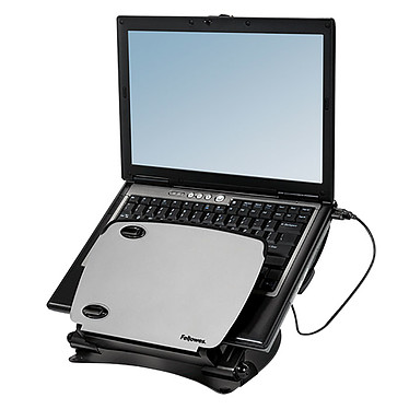 Fellowes Support pour ordinateur portable Professional Series Support ergonomique pour ordinateur portable - Noir