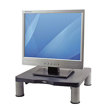 Fellowes Support moniteur Standard Graphite Support pour moniteur CRT ou TFT/LCD jusqu'à 27 Kg - Graphite