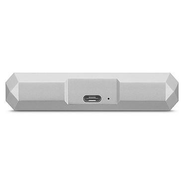 Avis LaCie Mobile Drive 5 To Argent (USB 3.1 Type-C)