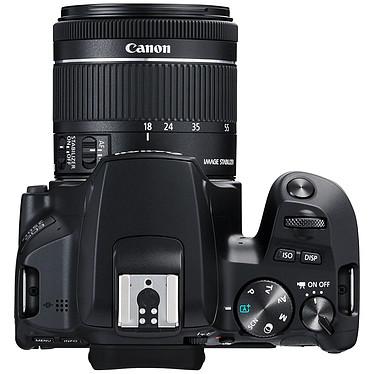 Acheter Canon EOS 250D Noir + 18-55 IS STM Noir