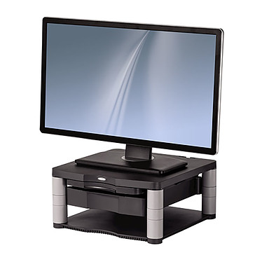 Fellowes Support moniteur Premium Plus Graphite