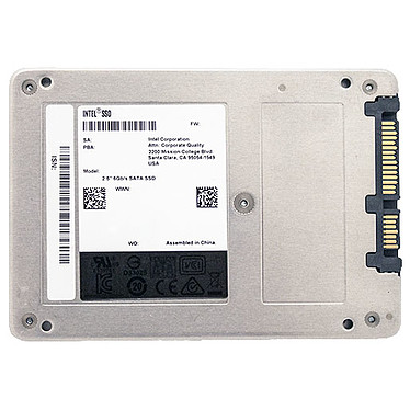 Acheter Intel Solid-State Drive 545s Series 128 Go