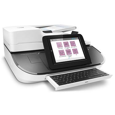 HP Digital Sender Flow 8500 fn2 Scanner réseau - A4 - 75 à 600 ppp - 100 ppm - Ethernet - USB